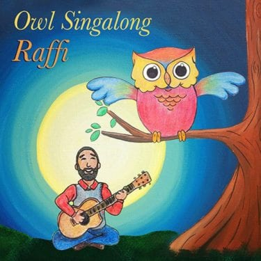Owl Singalong by Raffi (Rounder Records)