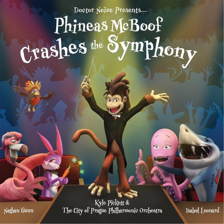 Phineas McBoof Crashes the Symphony by Doctor Noize Inc.