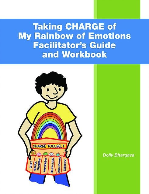 Taking CHARGE of My Rainbow of Emotions, Facilitator's Guide and Workbook by AAPC Publishing