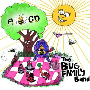The Bug Family Band- ABeeCD by Supercycle Music