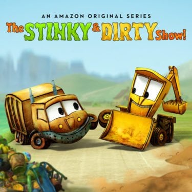 The Stinky & Dirty Show (Music from the Amazon Original Series) by Amazon Music