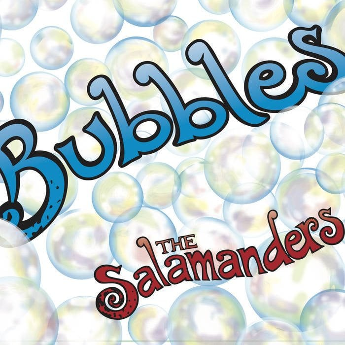 bubbles CD from salamanders