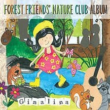 Forest Friends' Nature Club Album, by Ginalina