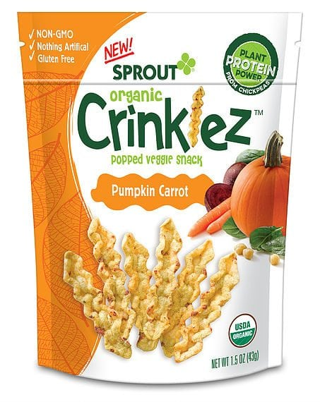 Sprout Organic Crinklez