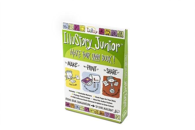 IlluStory Junior by Lulu