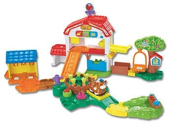 Go! Go! Smart Animals Grow & Learn Farm by VTech