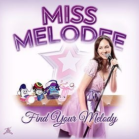 """Miss Melodee - """"Find Your Melody"""" Album by Melstar Entertainment"""
