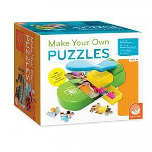 Make Your Own Puzzles by Mindware