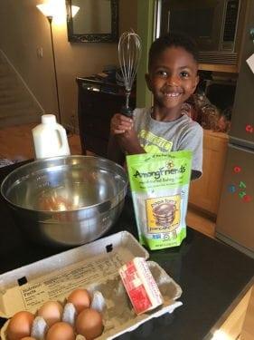 Among Friends Papa Tom's Perfect Gluten-Free Pancake & Waffle Mix