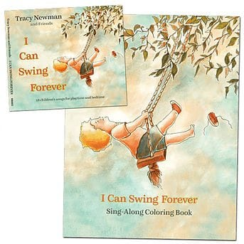 I Can Swing Forever by Tracy Newman