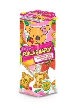 Lotte: Koala's March