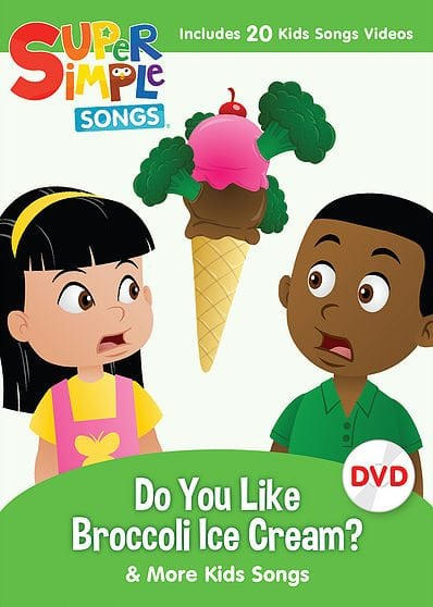 Do You Like Broccoli Ice Cream? & More Kids Songs