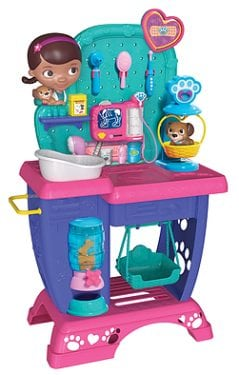 Doc McStuffins Pet Vet Checkup Center by Just Play