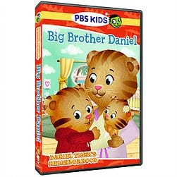 Daniel Tiger's Neighborhood: Big Brother Daniel