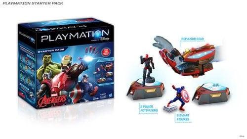 Playmation Marvel's Avengers Starter Pack by Hasbro