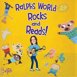 Ralph's World Rocks and Reads by Waterdog Records