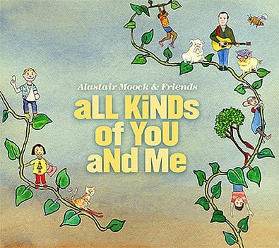 All Kinds of You and Me by Alastair Moock