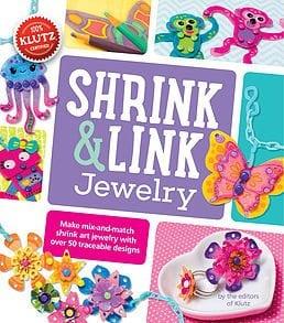Shrink & Link Jewelry by Klutz