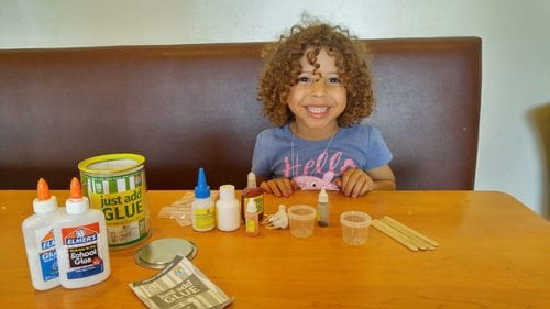 Griddly Games Just Add Glue Science + Art Craft Kit