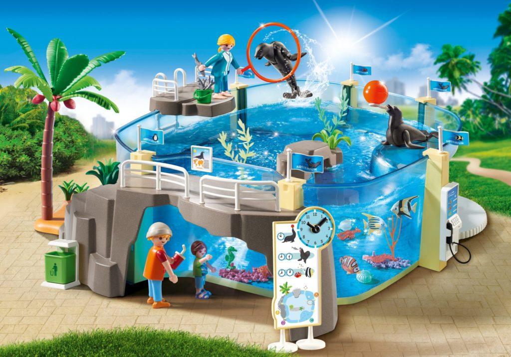 Aquarium by PLAYMOBIL