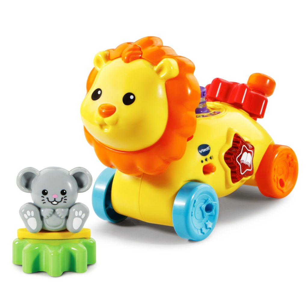 GearZooz™ GearBuddies Lion & Mouse™ by VTech