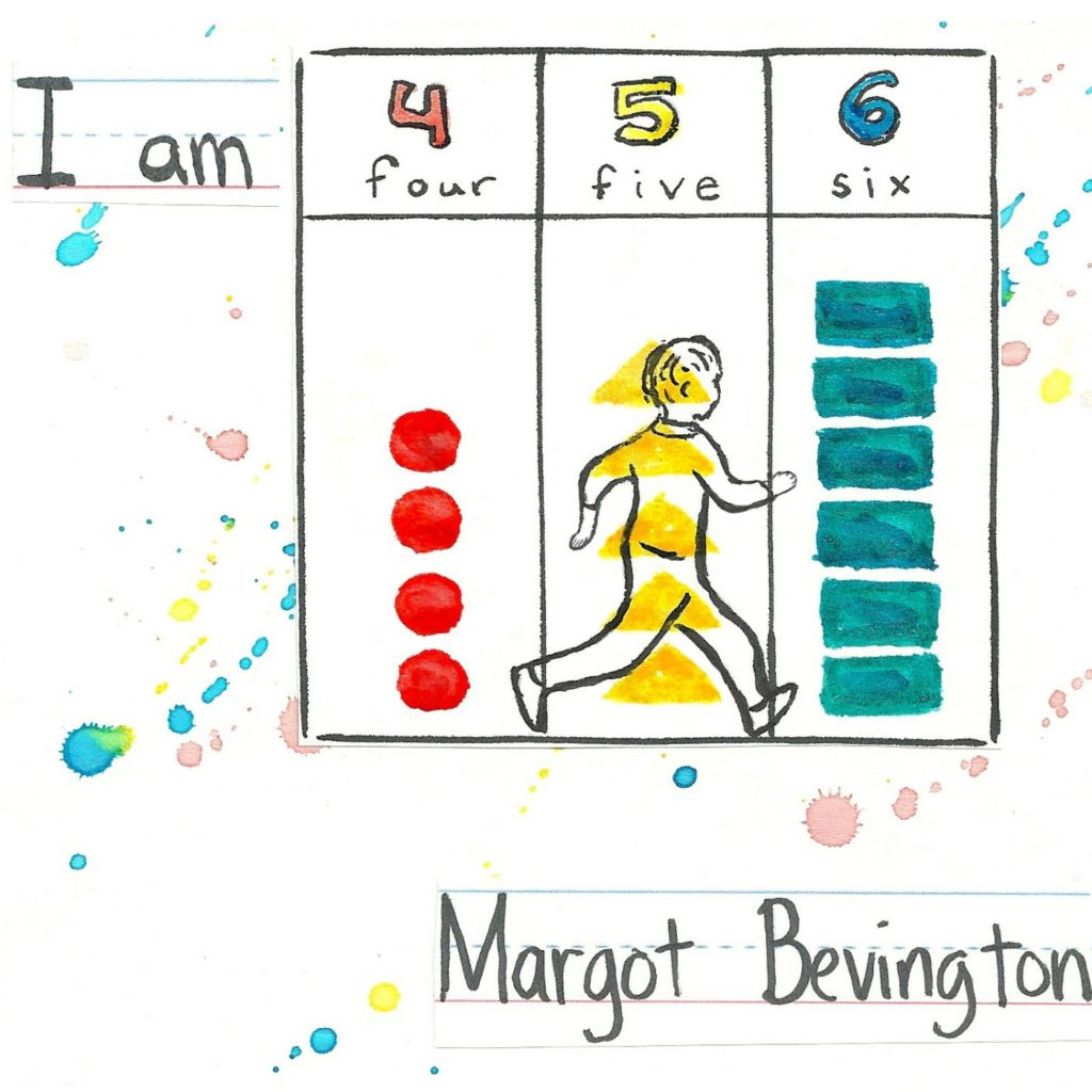 I am 4, 5, 6 by Margot Bevington