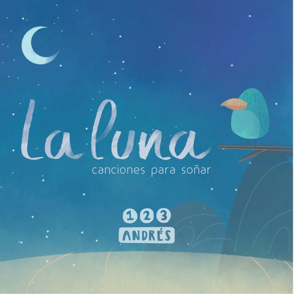 La Luna by 123 Andres
