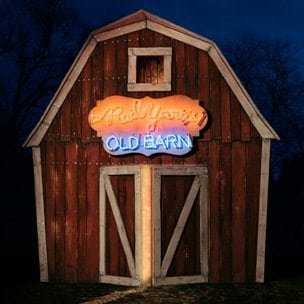 Red Yarn's Old Barn