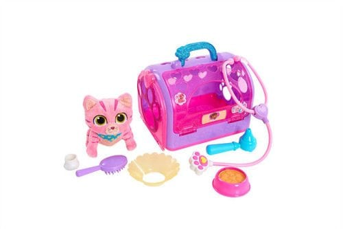 Disney Junior Doc McStuffins Toy Hospital On The Go Pet Carrier