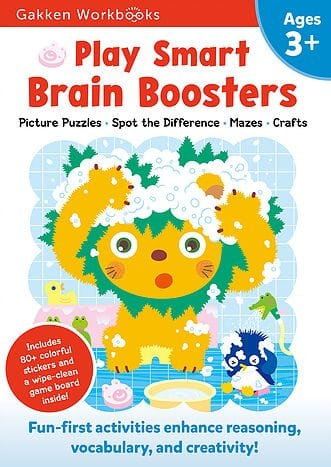 Play Smart Brain Boosters 3+