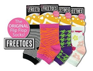 Freetoes by Freetoes Brand, Inc.