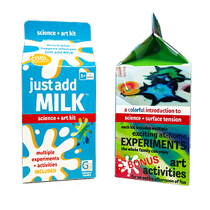 Just Add Milk by Griddly Games, Inc