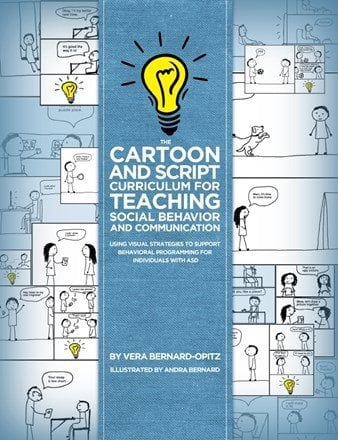 The Cartoon and Script Curriculum for Teaching Social Behavior and Communication