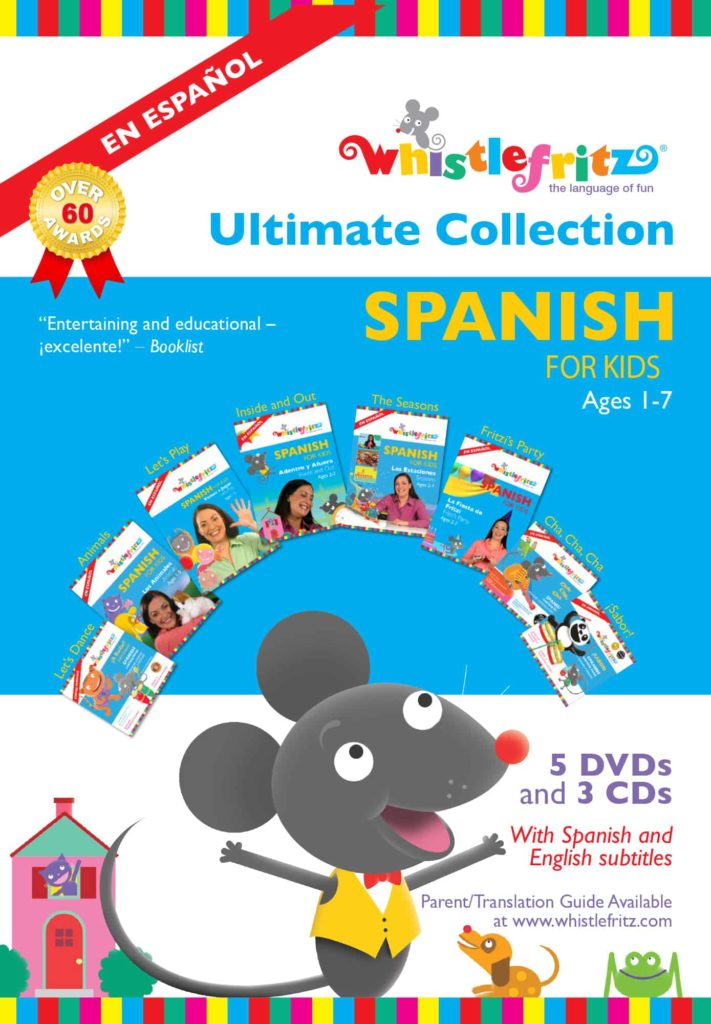 Spanish for Kids: The Ultimate Collection