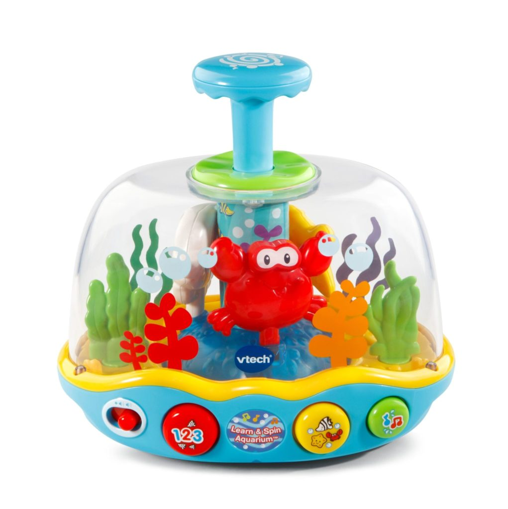 Learn & Spin Aquarium by VTech