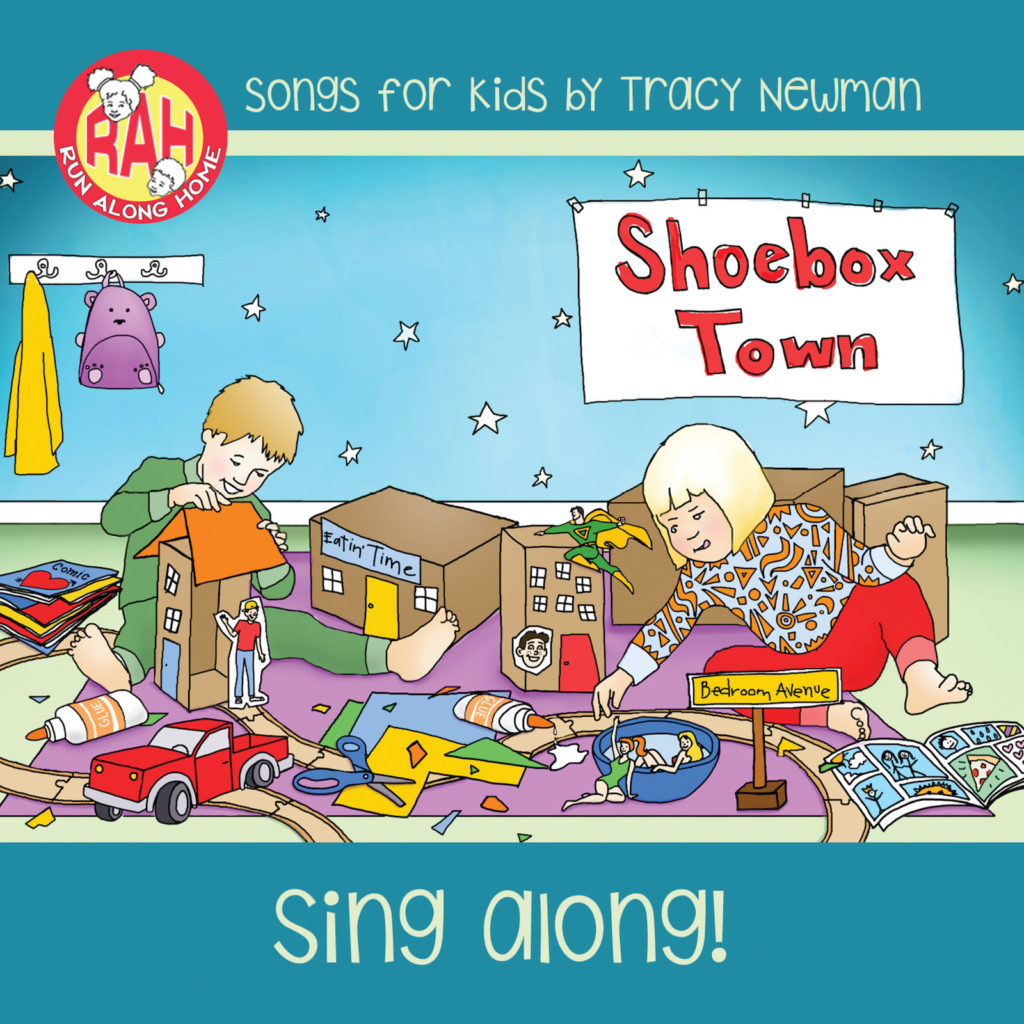 Shoebox Town by Tracy Newman
