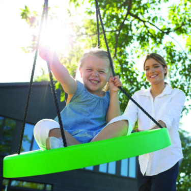 The Super Spinner is a 2018 NAPPA Winner, Best Outdoor Toys