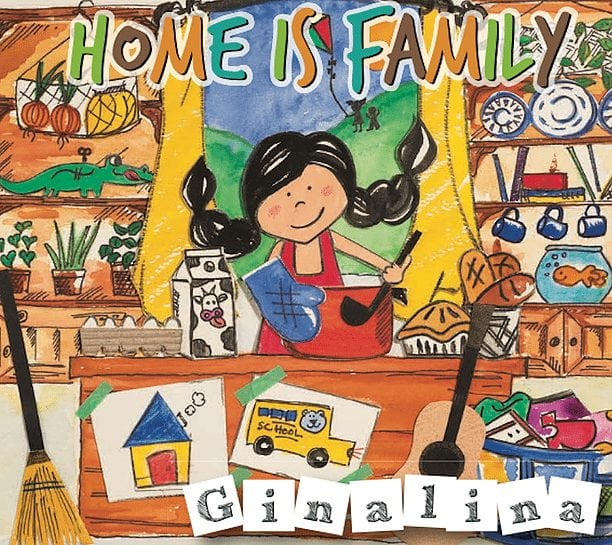 Home is Family by Ginalina Music