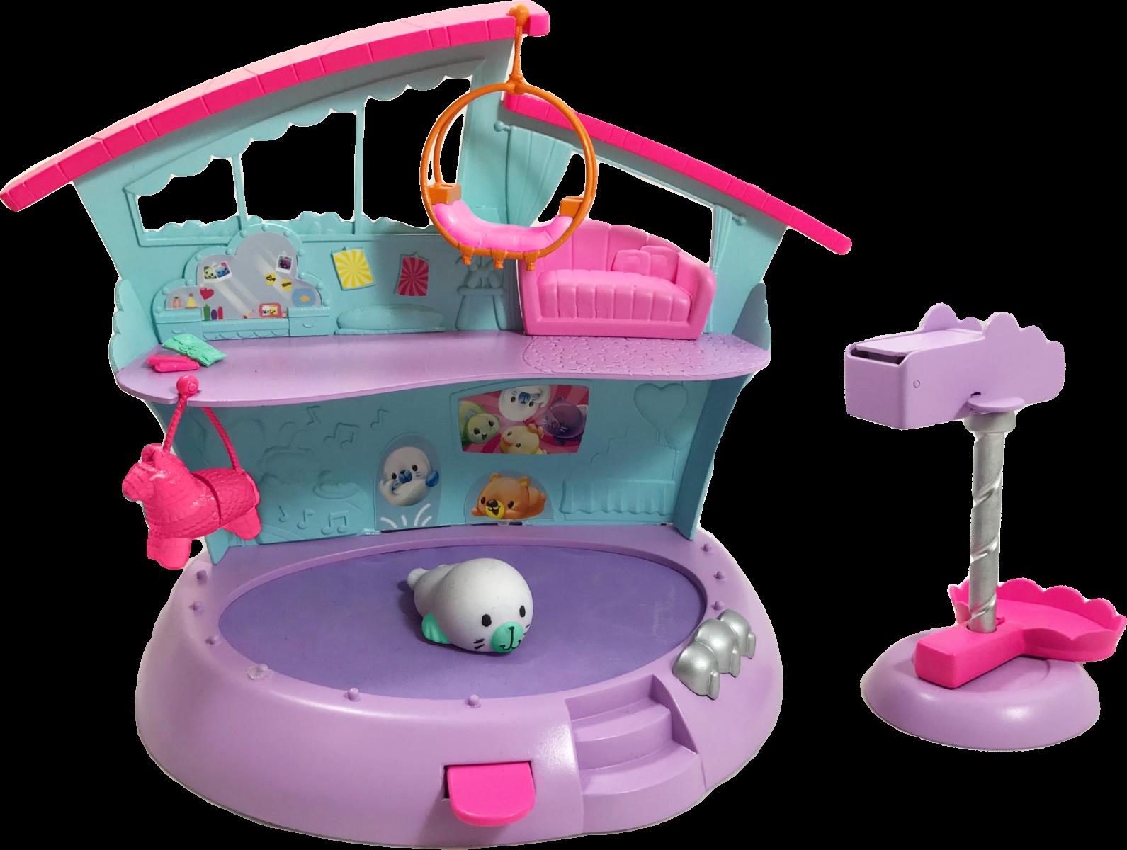 JigglyDoos™ Party House Playset