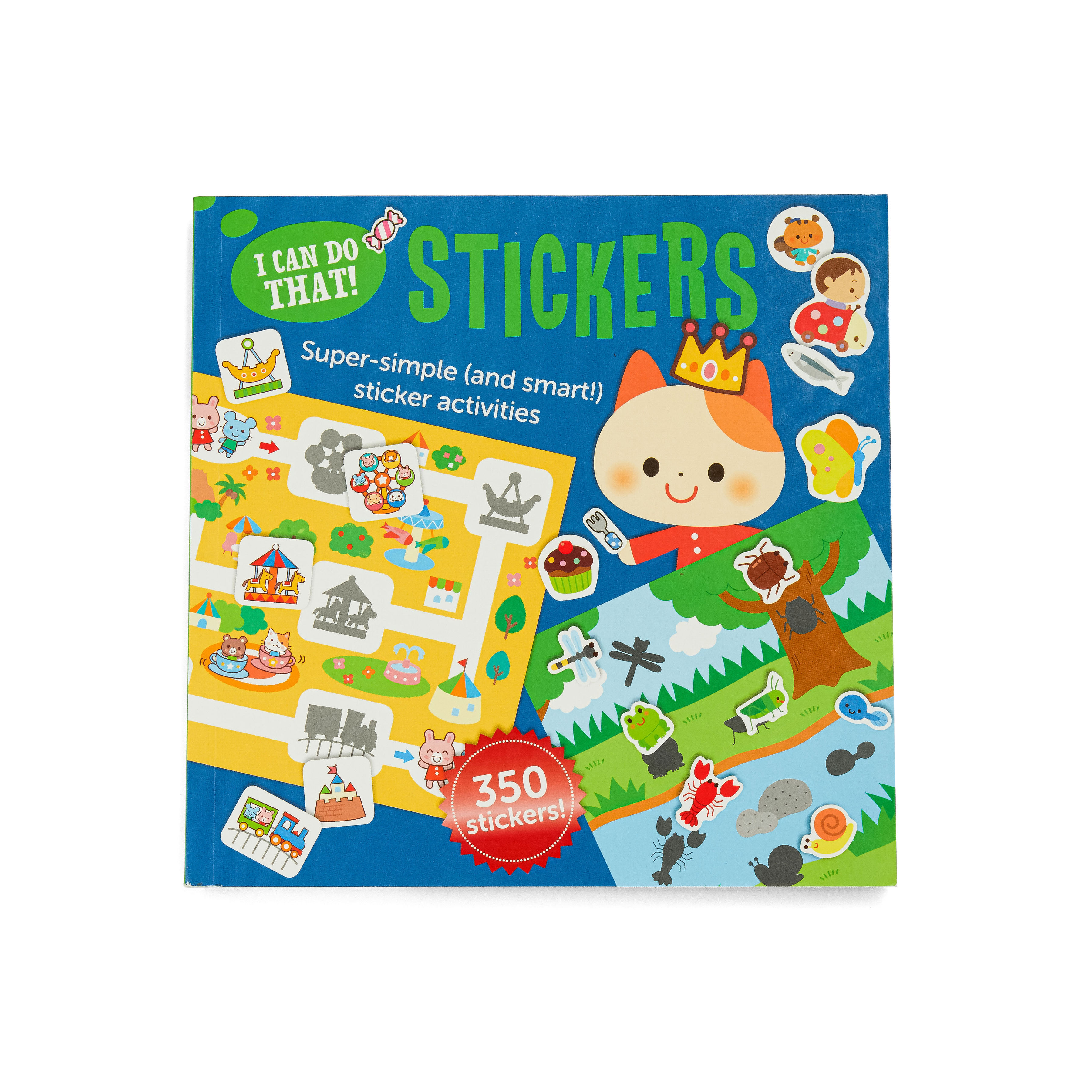 I Can Do That! Stickers: Super Simple (and Smart!) Sticker Activity Book