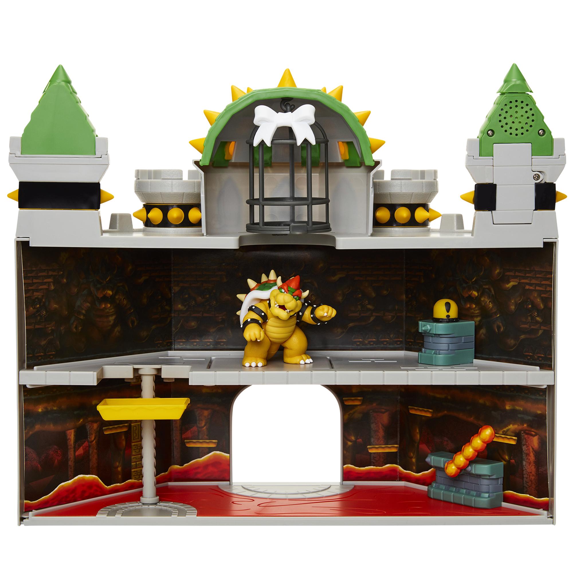 Super Mario Bowser's Castle Playset
