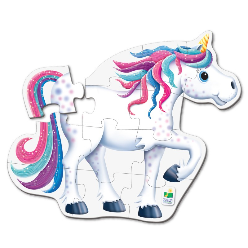 My First Big Puzzle Unicorn