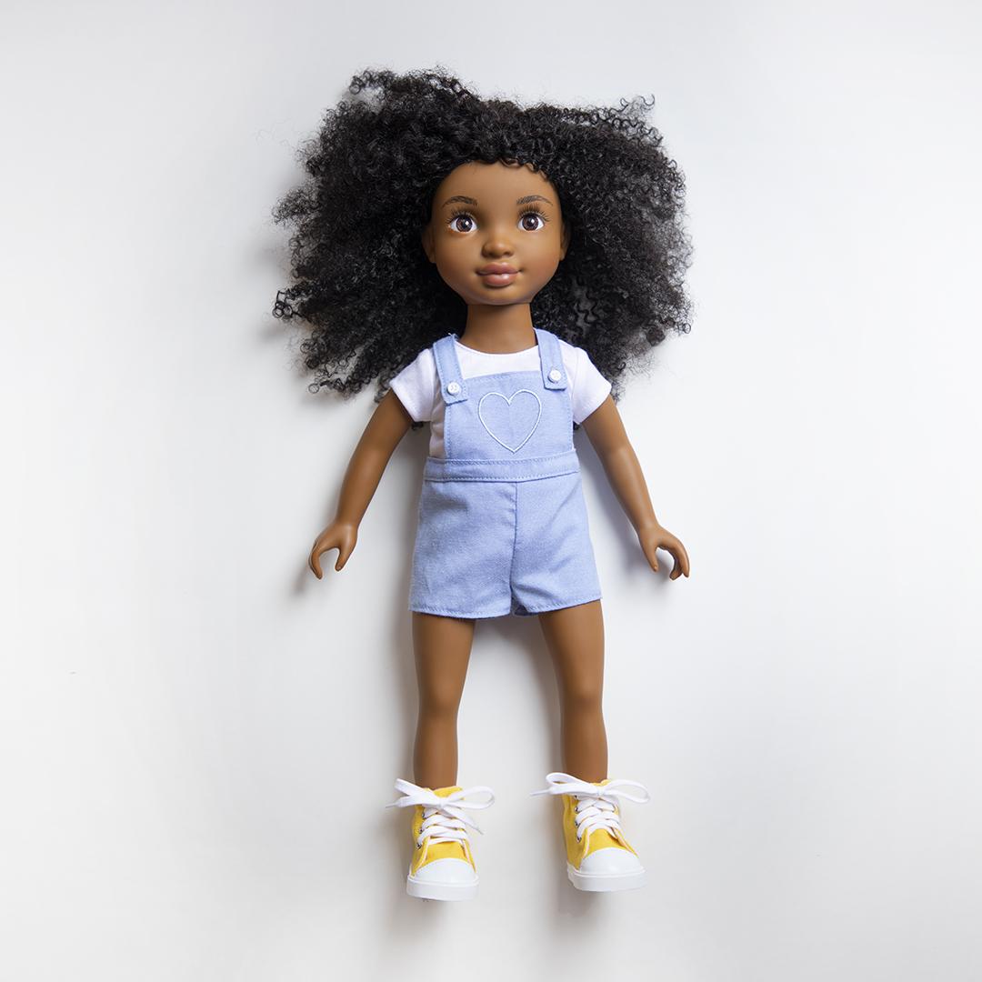 Healthy Roots Dolls: Zoe Doll