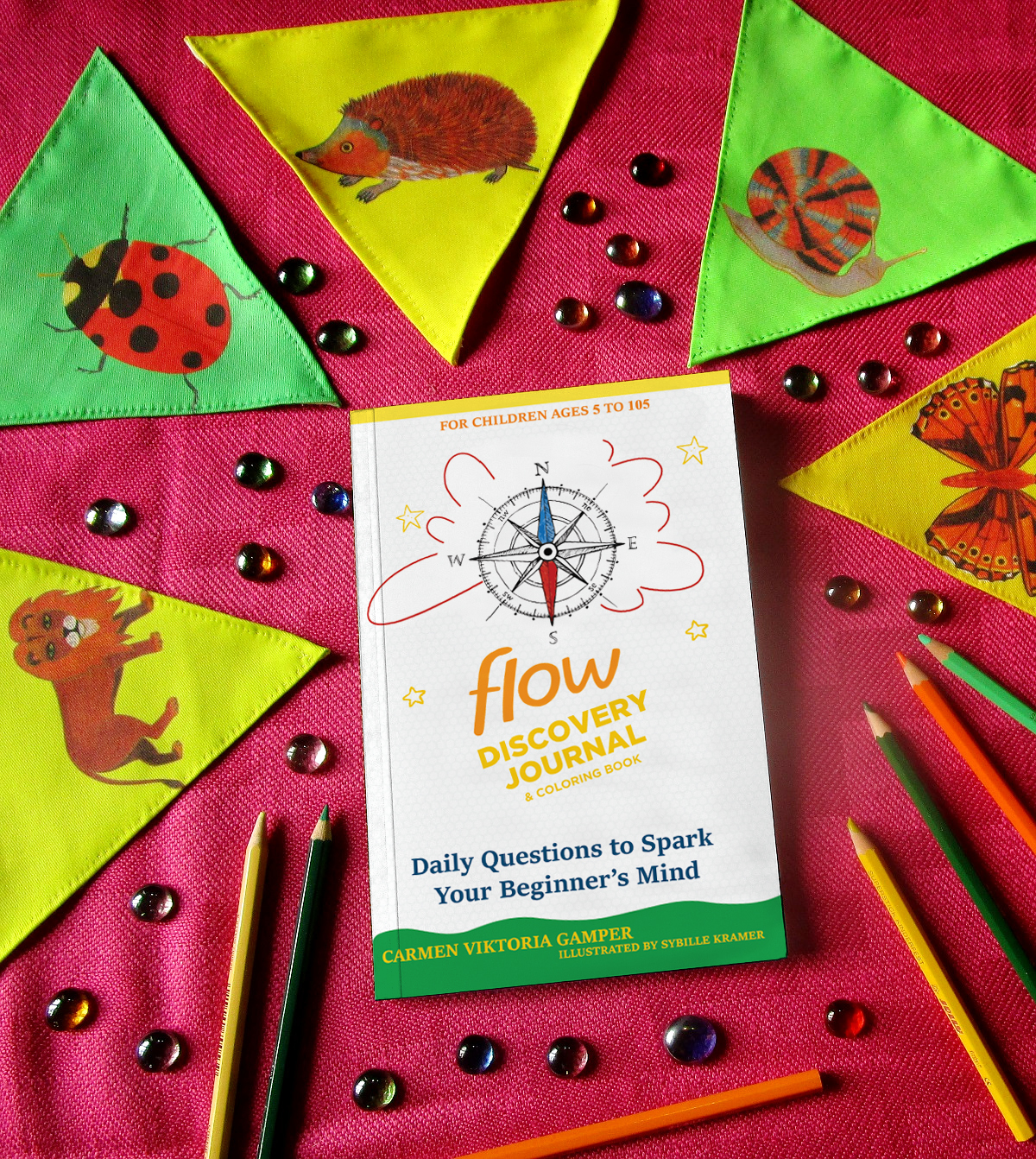 Flow Discovery Journal: Daily Questions to Spark Your Flow State of Optimal Learning