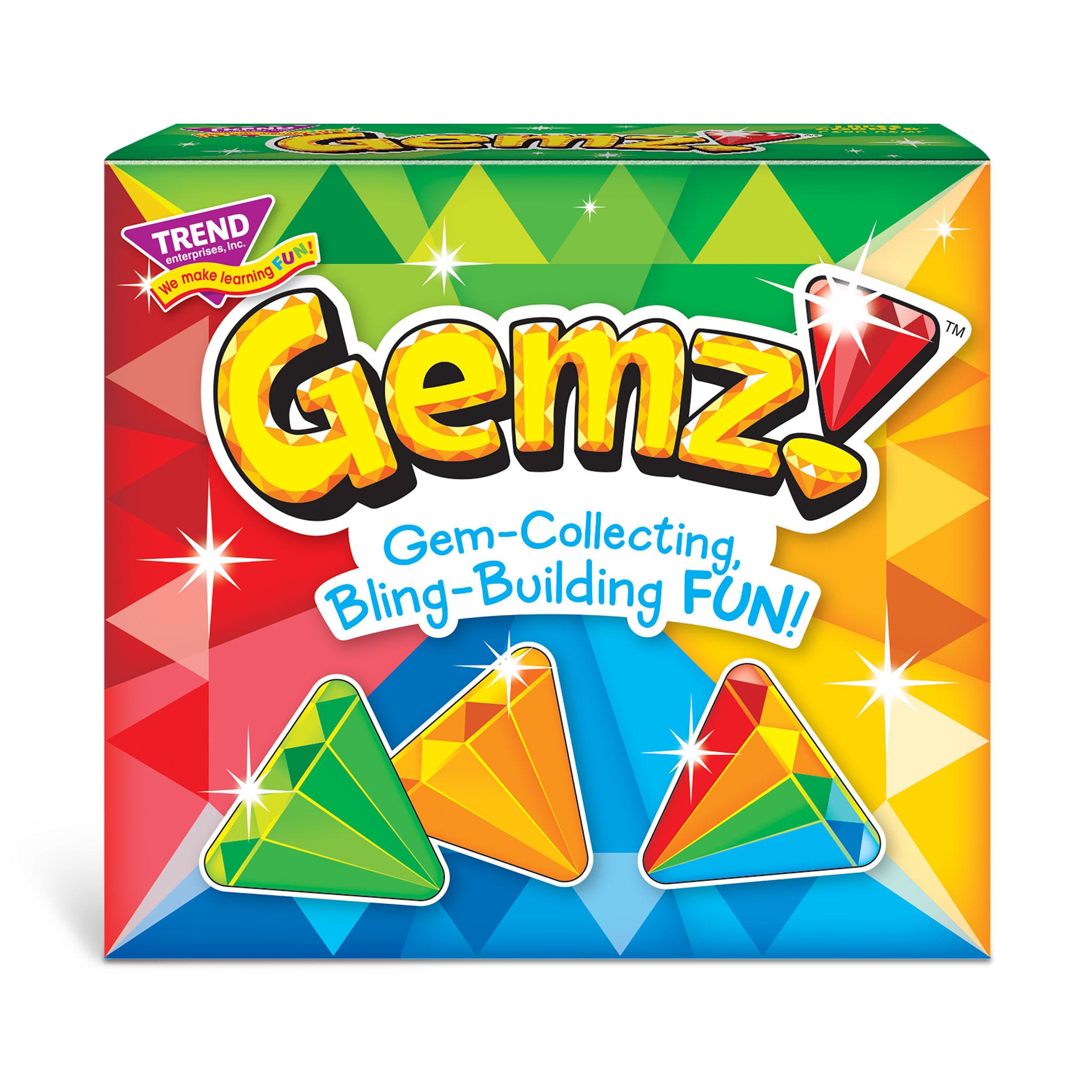 Gemz!™ Three Corner™ Card Game