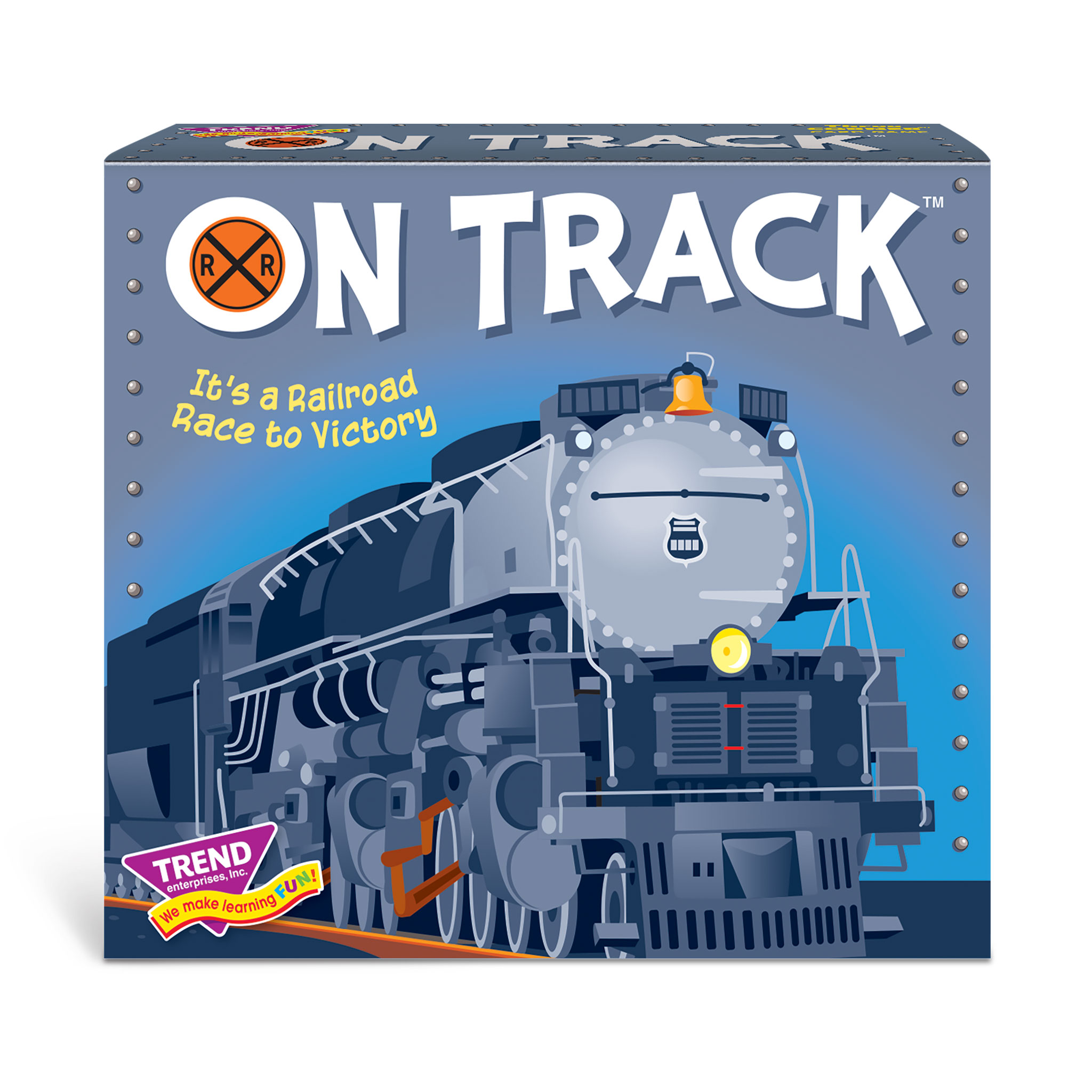 ON TRACK™ Three Corner™ Card Game