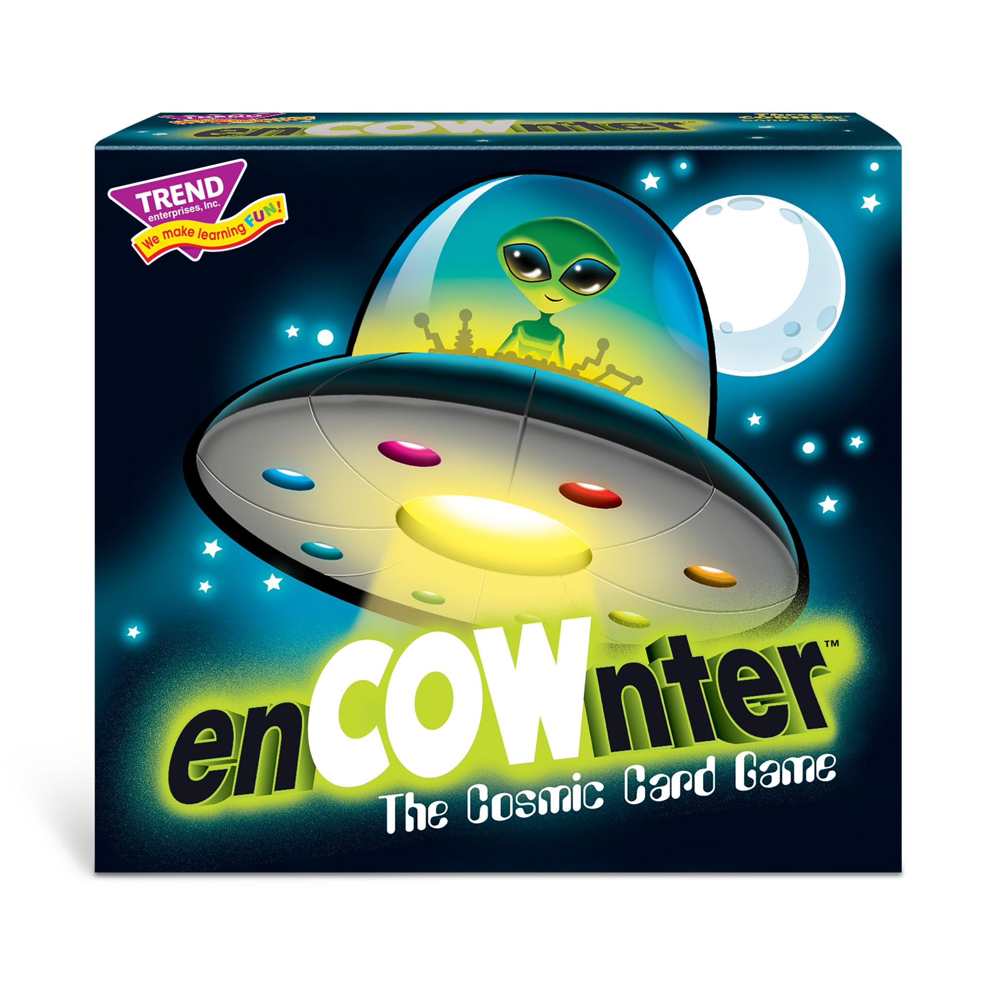 enCOWnter™ Three Corner™ Card Game