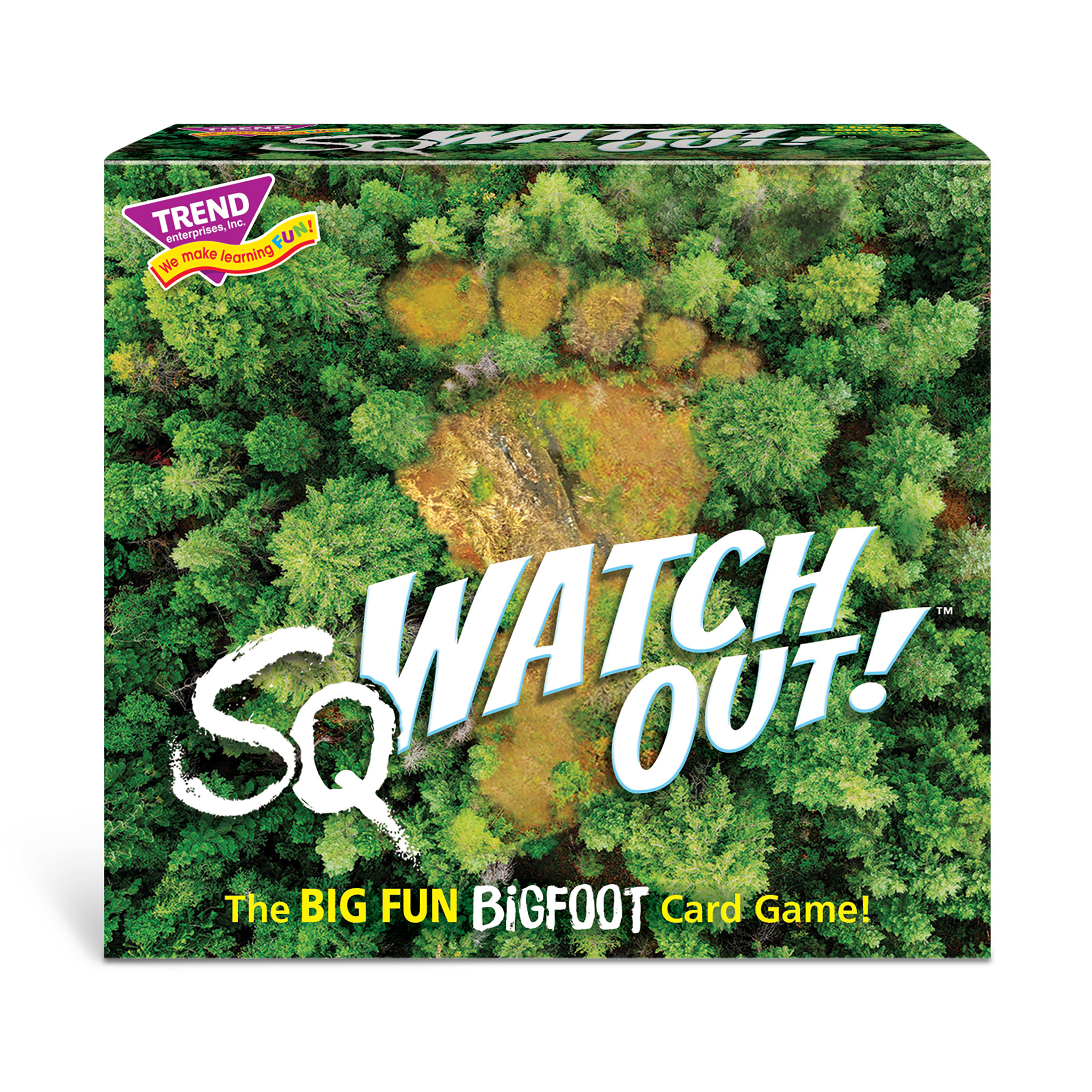 sqWATCH OUT!™ Three Corner™ Card Game