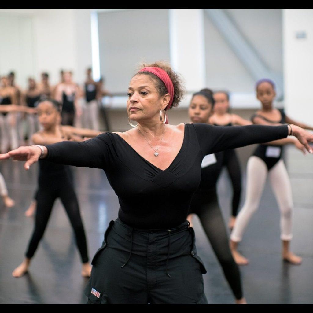 Debbie Allan Dance offers classes