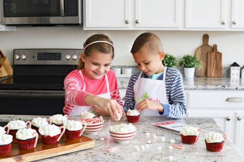 Cupcake Recipe from Raddish Kids